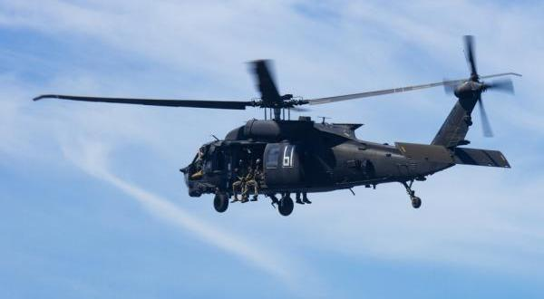 ONE DEAD, OTHERS INJURED IN U.S. SPECIAL OPS HELICOPTER CRASH IN IRAQ | Newsweek