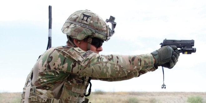 These six companies have been selected to compete in the Army's submachine gun program | Army Times