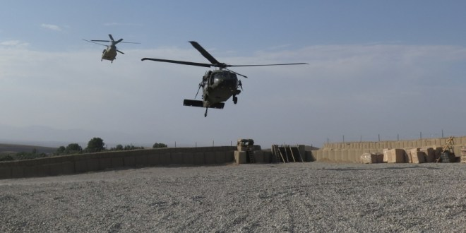 Canberra issues RFI for light special ops helicopters | Flight Global