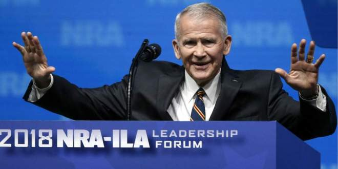 AN URGENT MESSAGE FROM NRA PRESIDENT OLIVER NORTH | NRA – PVF