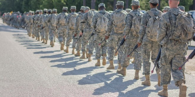 America's obesity is threatening national security, according to this study | Army Times