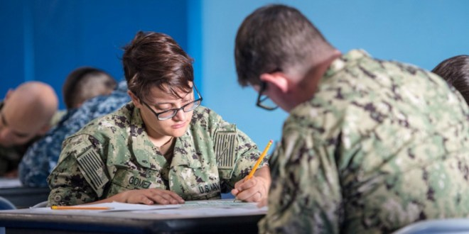 Everything you need to know about tuition assistance, by service | Military Times Reboot Camp