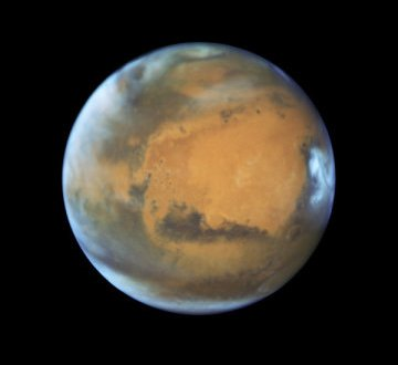 Mars: Oxygen-rich, life-supporting liquid water? | Science Daily