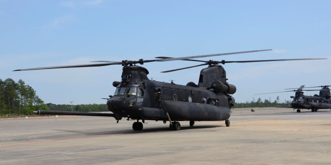DoD protects MH-47G production line for urgent USSOCOM requirement | Janes