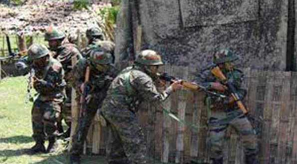 Two militants killed in encounter with Security Forces in Central Kashmir | The GOA Spotlight