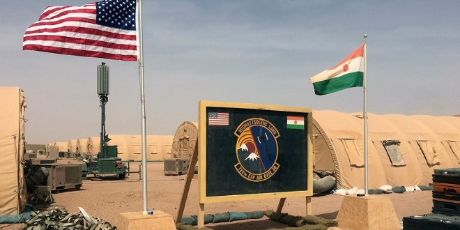 Completion of US drone base in Niger to be delayed | Air Force Times