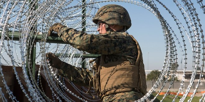 It has cost $72 million so far to deploy active-duty troops to the border, Pentagon says | Military Times
