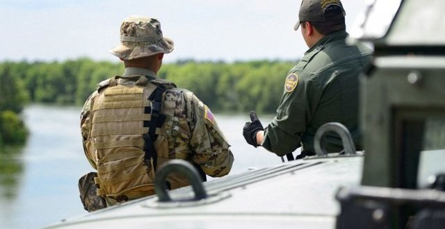 Pentagon rejected request for troops it viewed as emergency law enforcement at border | CNN