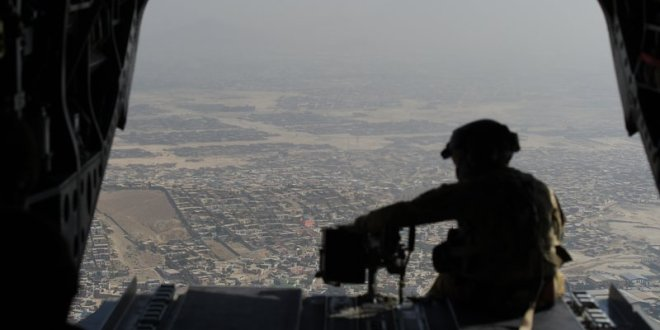 How will the withdrawal of US troops affect Afghanistan?   RTE