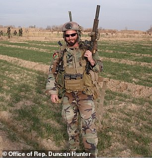 Revealed: Green Beret charged with murdering Taliban bombmaker' confessed to killing Afghan | Daily Mail
