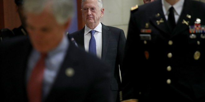 Mattis' sudden departure leaves uncertainty in the Pentagon | Military Times