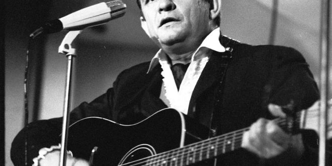The Airman in Black — when Johnny Cash was stationed in Germany | Stars and Stripes