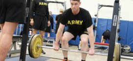 "Training gets ""Physical"" between 75th Rangers, 1st Infantry Division 