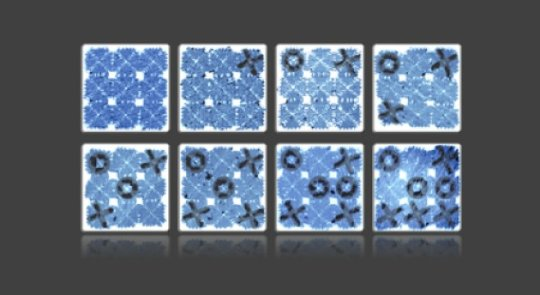 World's smallest tic-tac-toe game board made with DNA | Science Daily