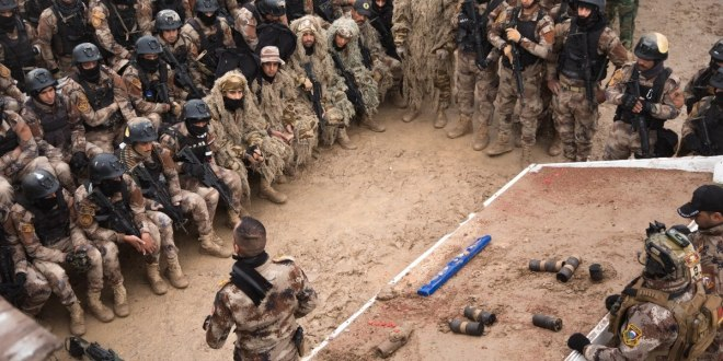 Inspector general to look at whether US support helps Iraqi special ops forces defeat insurgents | Military Times