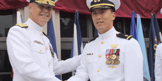 Talk about being accomplished: Asian-American only 34 years old yet a Navy SEAL, doctor and astronaut | The Independent