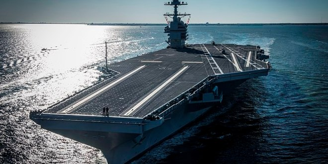US Navy to buy two Ford-class aircraft carriers | Naval Technology