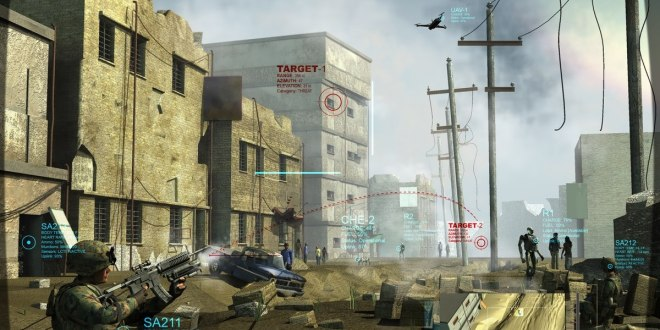 Knock, knock. Who's there? This AI combat system might already know | C4ISRNET