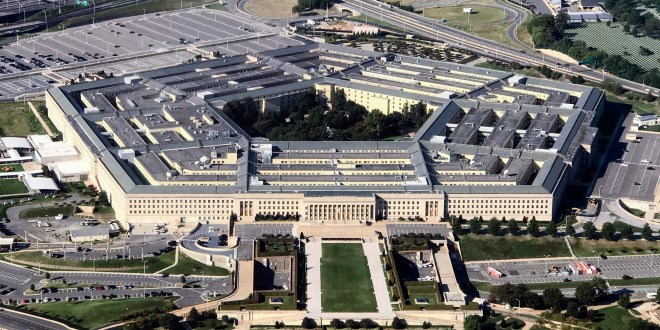 Has the Government Legalized Secret Defense Spending?   Rolling Stone