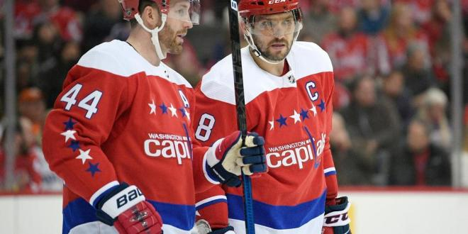 Defending Champion Capitals Eager to Stop Losing Streak | US News