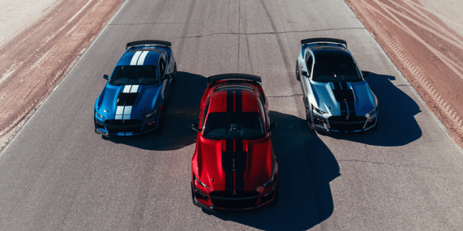 2020 Ford Mustang Shelby GT500 VIN 001 Auctioned for Charity | Car and Driver