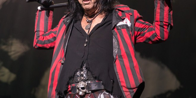 Alice Cooper: 'I want my shows to take you as far away as possible from politics'' | The Guardian