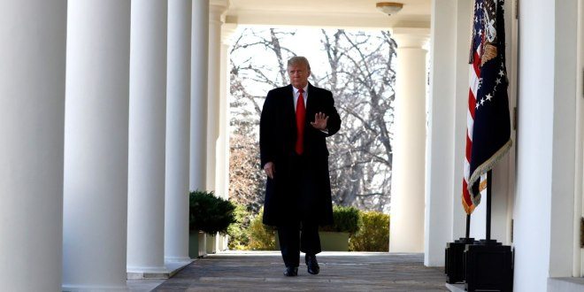 Trump drops wall funding demand, reaches deal to end the government shutdown | Federal Times