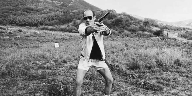 Hunter S Thompson: How we need the godfather of gonzo today, served up with his side order of guns, booze and drugs | ​​Independent
