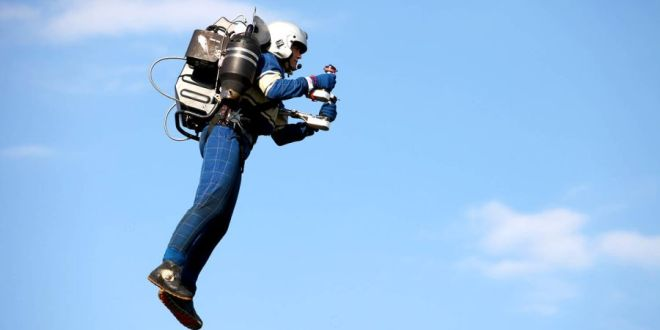 The age of true jetpack flight is near, and Special Operations Command wants in on it |Military.com