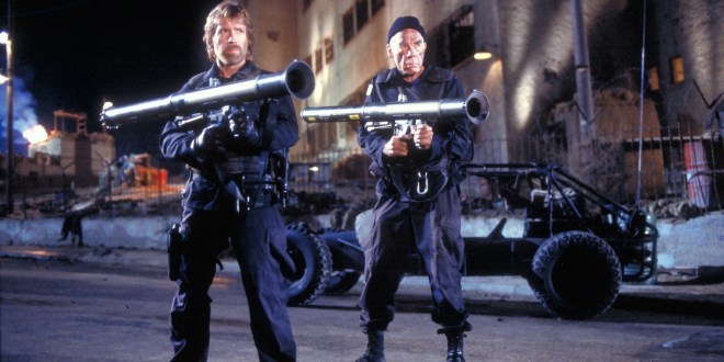Chuck Norris' 'The Delta Force' Tried to Rewrite History