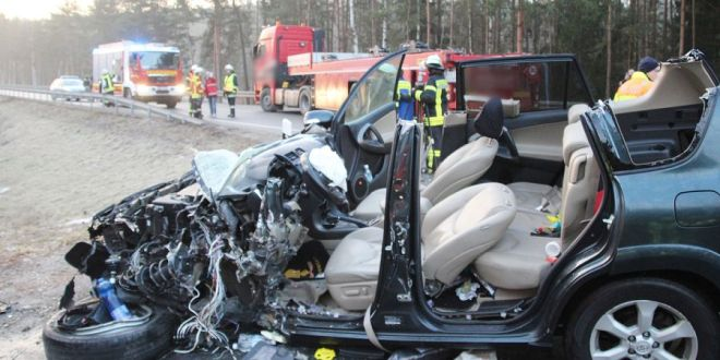 US soldier injured in crash near Grafenwoehr | Stars and Stripes