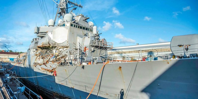 Investigation finds Navy leaders ignored warnings for years before one of the deadliest crashes in decades | Pro Publica