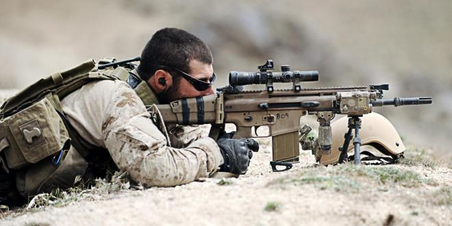 Check Out the U S  Navy SEALs Deadly 'Stealth' Guns | National