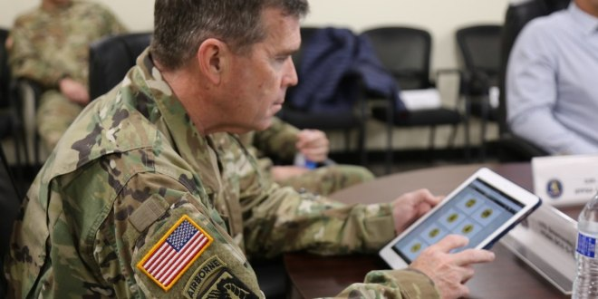 This new Army app lets soldiers access personnel records on their phones | Army Times