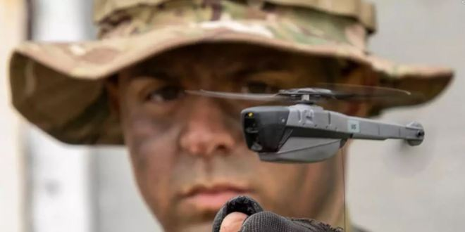 The Pocket-Sized Black Hornet Drone Is About To Change Army Operations Forever | The Drive