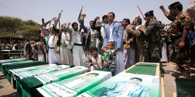 Should US troops be involved in the Yemen civil war? | Military Times