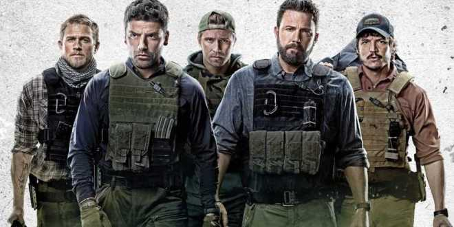 Netflix's new military action flick looks like 'Narcos' meets 'Zero Dark Thirty' | Task and Purpose