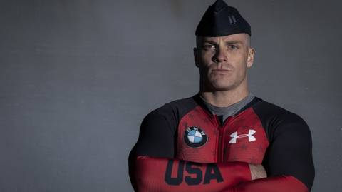 Air Force pilot makes Team USA in an unlikely sport | Stars and Stripes