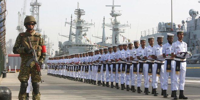 US, 44 other nations attend Pakistan naval exercise | Navy Times