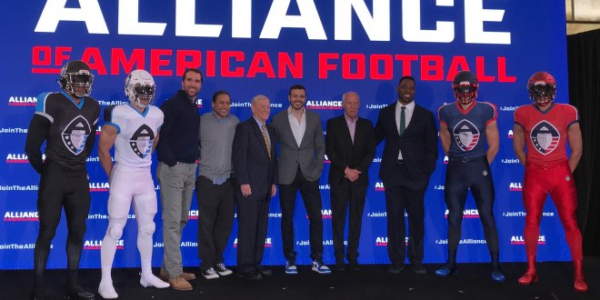 What is the AAF? Notable players, coaches, teams, schedule for new Alliance of American Football league | CBS Sports