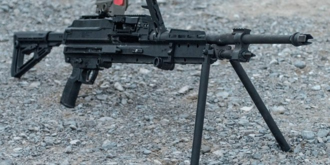 Meet One Of The Contenders To Replace SOCOM's M240 Machine Gun | Task and Purpose