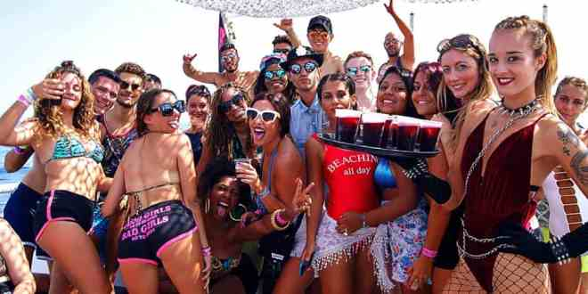 How Ibiza's party really started | BBC