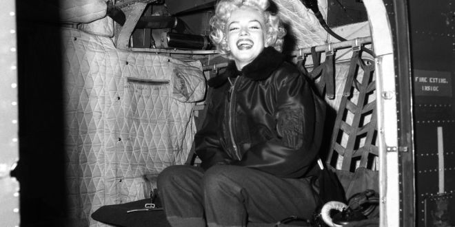 When Marilyn Monroe Performed for Thousands of Soldiers in Korea | Mashable