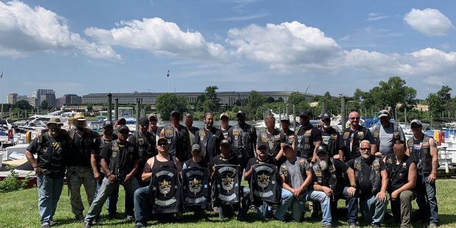 Exclusive: Riding with the Special Forces Brotherhood Motorcycle Club