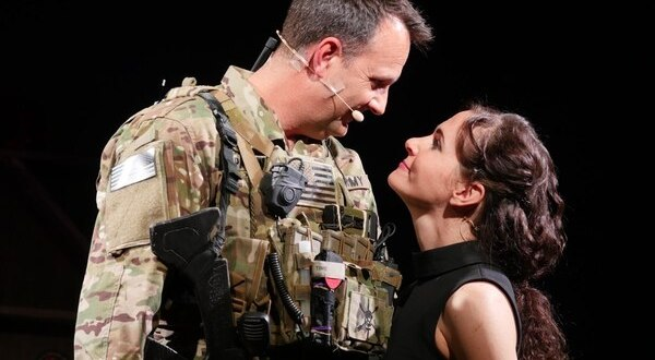 'Last Out' brings one Green Beret's war stories to the stage | Military Times