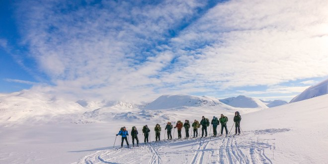 Go on an Arctic adventure along WWII insertion routes led by ex-UK Special Forces | Lonely Planet