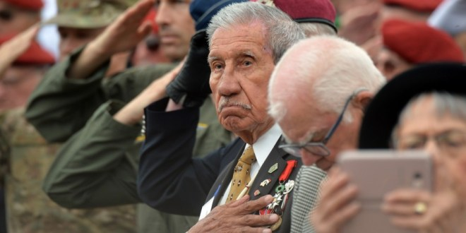 'He was so lonely': D-Day veteran who struggled in the US finds new home in Normandy | Stripes