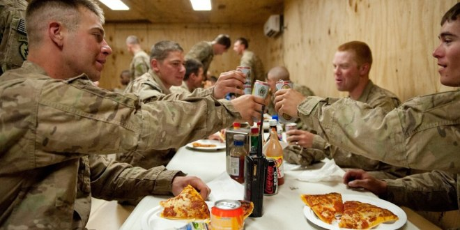 Defense Department to ban beer and pizza? Mandatory keto diet may enhance military performance | Military Times