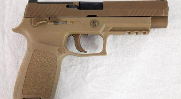 U.S. Army issues full-material release for new M17, M18 handguns | UPI
