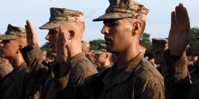 This new Marine was born in Afghanistan and hopes to return – this time to fight extremism| Stars and Stripes